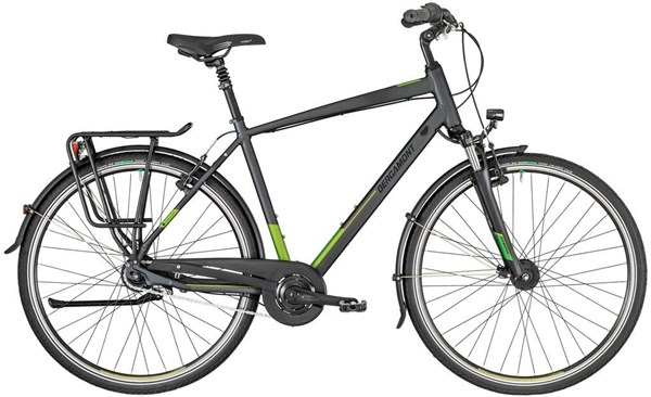Bergamont Horizon N8 CB 2019 - Hybrid Sports Bike