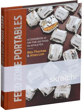 Skratch Labs Feed Zone Portables Cookbook | Books