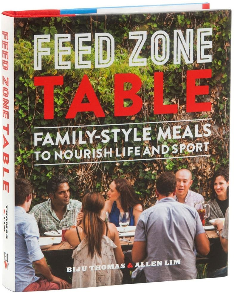 Skratch Labs Feed Zone Table Cookbook | Books