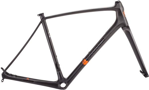 Orange R9 Road Frameset
