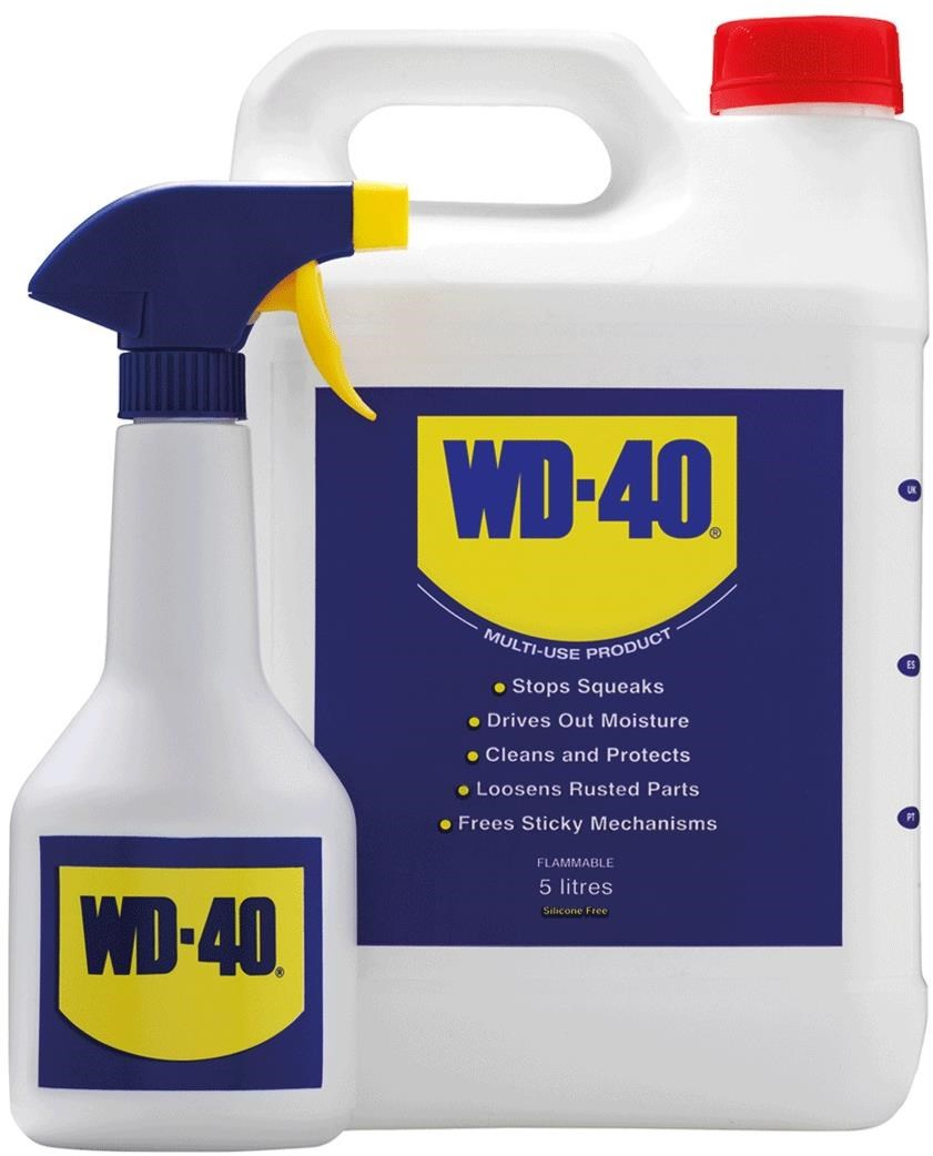 WD-40 Multi-Use Product with Spray Applicator | Body maintenance