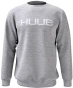 Product image for Huub Statement White Sweatshirt