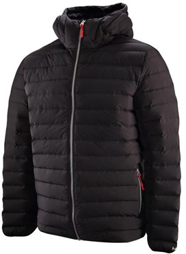 Huub Quilted Down Jacket