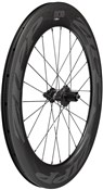 Product image for Zipp 808 Carbon Clincher Tubeless Centre Lock Disc Brake Rear Road Wheel
