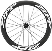 Product image for Zipp 404 Carbon Clincher Tubeless 6 Bolt Disc Brake Rear Road Wheel