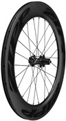 Product image for Zipp 808 Carbon Tubeless 6-Bolt Disc Brake Rear Road Wheel