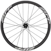 Product image for Zipp 202 Carbon Clincher Tubeless 6 Bolt Disc Brake Rear Road Wheel