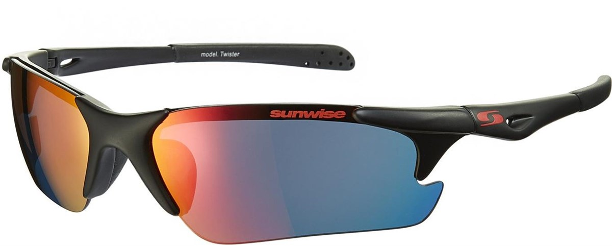 Sunwise Twister MK1 Cycling Glasses | Briller