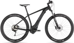 "Cube Reaction Hybrid EXC 500 - Nearly New - 16"" 2019 - Electric Mountain Bike"