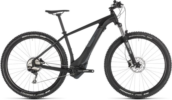 """Cube Reaction Hybrid EXC 500 - Nearly New - 16"""" 2019 - Electric Mountain Bike"""