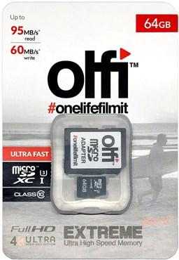 Olfi Ultra Fast U3 MicroSD | Kameraer > Tilbehør
