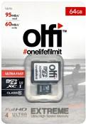 Olfi Ultra Fast U3 MicroSD