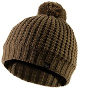 Product image for Sealskinz Waterproof Waffle Knit Bobble Hat