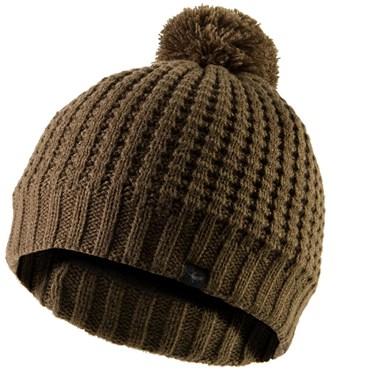 Sealskinz Waterproof Waffle Knit Bobble Hat