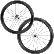 Campagnolo Bora 60 WTO Dark Label 2-Way Fit Clincher Wheelset