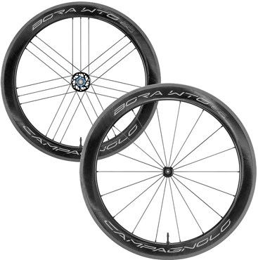 Campagnolo Bora 60 WTO 2-Way Fit Clincher Wheelset