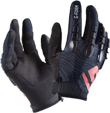 G-Form Pro Trail Long Finger Gloves