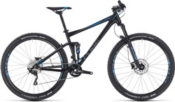 "Product image for Cube Stereo 120 27.5"" - Nearly New - 18"" Mountain Bike 2018 - Full Suspension MTB"