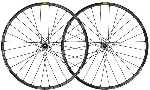"Mavic Deemax Elite 29"" MTB Wheel Set"