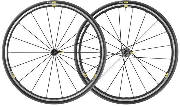 Mavic Ksyrium Elite UST Clincher 700c Road Wheels