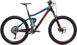 "Product image for Cube Stereo 160 C:68 Action Team 27.5"" - Nearly New - 20"" Mountain Bike 2017 - Full Suspension MTB"