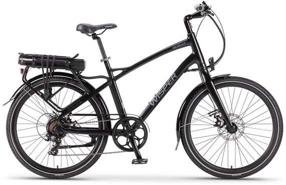"Wisper 905 SE Crossbar 375Wh Rigid - Nearly New - 20"" 2018 - Electric Hybrid Bike"