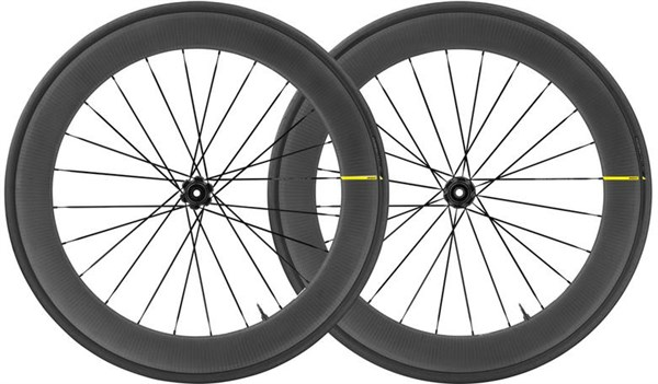 Mavic Comete Pro Carbon SL UST Disc Centrelock Wheel Set