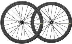 Product image for Mavic Ksyrium Pro Carbon UST Disc Centrelock Wheels