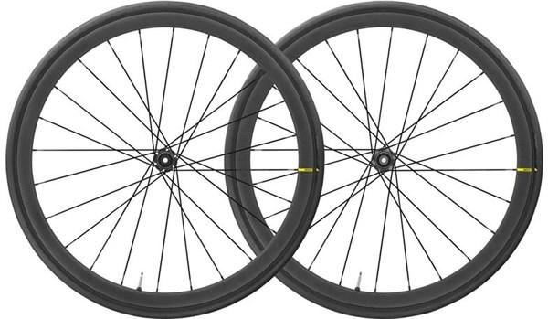 Mavic Ksyrium Pro Carbon SL UST Disc Road Wheel Set
