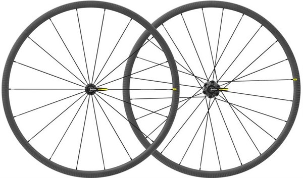 Mavic Ksyrium Pro Carbon SL Tubular Wheels