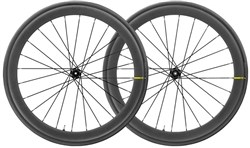 Product image for Mavic Cosmic Pro Carbon UST Disc Centrelock Clincher Wheels