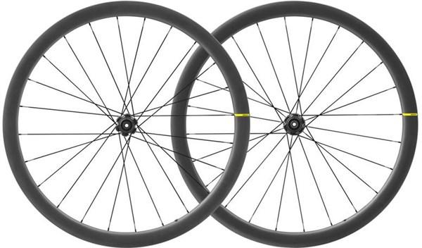 4580955c670 Mavic Cosmic Pro Carbon SL Tubular Disc Centrelock Wheels | Tredz Bikes