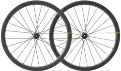 Mavic Cosmic Pro Carbon SL Tubular Disc Centrelock Wheels