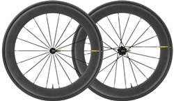 Mavic Comete Pro Carbon SL UST Clincher Wheels