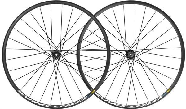 """Mavic E-Crossmax 27.5"""" Wheels"""
