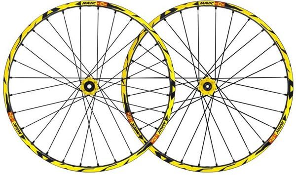 "Mavic Deemax Pro 29"" Wheels"