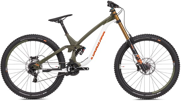 NS Bikes Fuzz 29er Mountain Bike 2019 - Full Suspension MTB