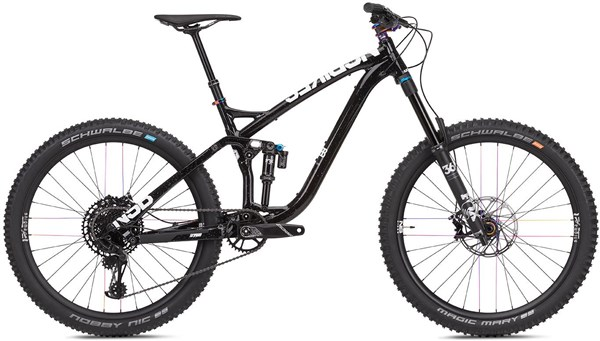 "NS Bikes Snabb 160 1 27.5"" Mountain Bike 2019 - Enduro Full Suspension MTB"