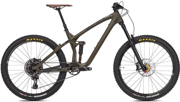 "NS Bikes Snabb 160 C 27.5"" Mountain Bike 2019 - Enduro Full Suspension MTB | MTB"