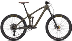 "Product image for NS Bikes Snabb 160 C 27.5"" Mountain Bike 2019 - Full Suspension MTB"