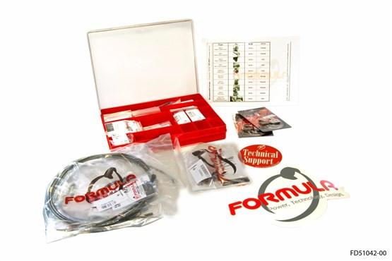 Formula R1 Racing Support Kit