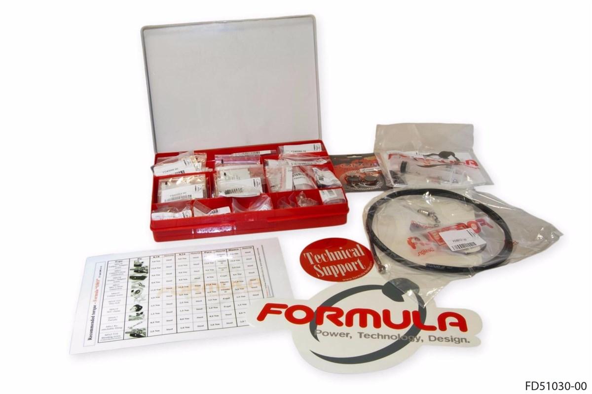 Formula ORO Support Kit   Bremser > Tilbehør