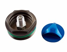 Product image for Formula Thirty 3 Fork Air Chamber Cap Kit