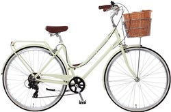 "Dawes Duchess Deluxe Womens - Nearly New - 17"" 2017 - Hybrid Classic Bike"