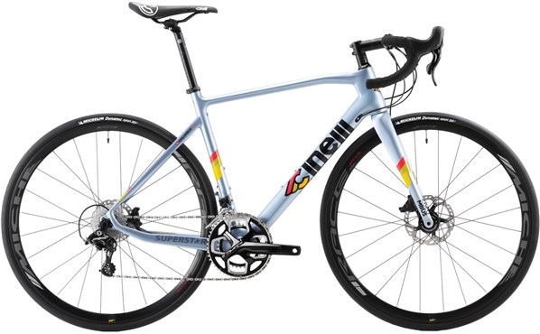 Cinelli Superstar Disc Potenza11 700c 2018 - Road Bike | Road bikes