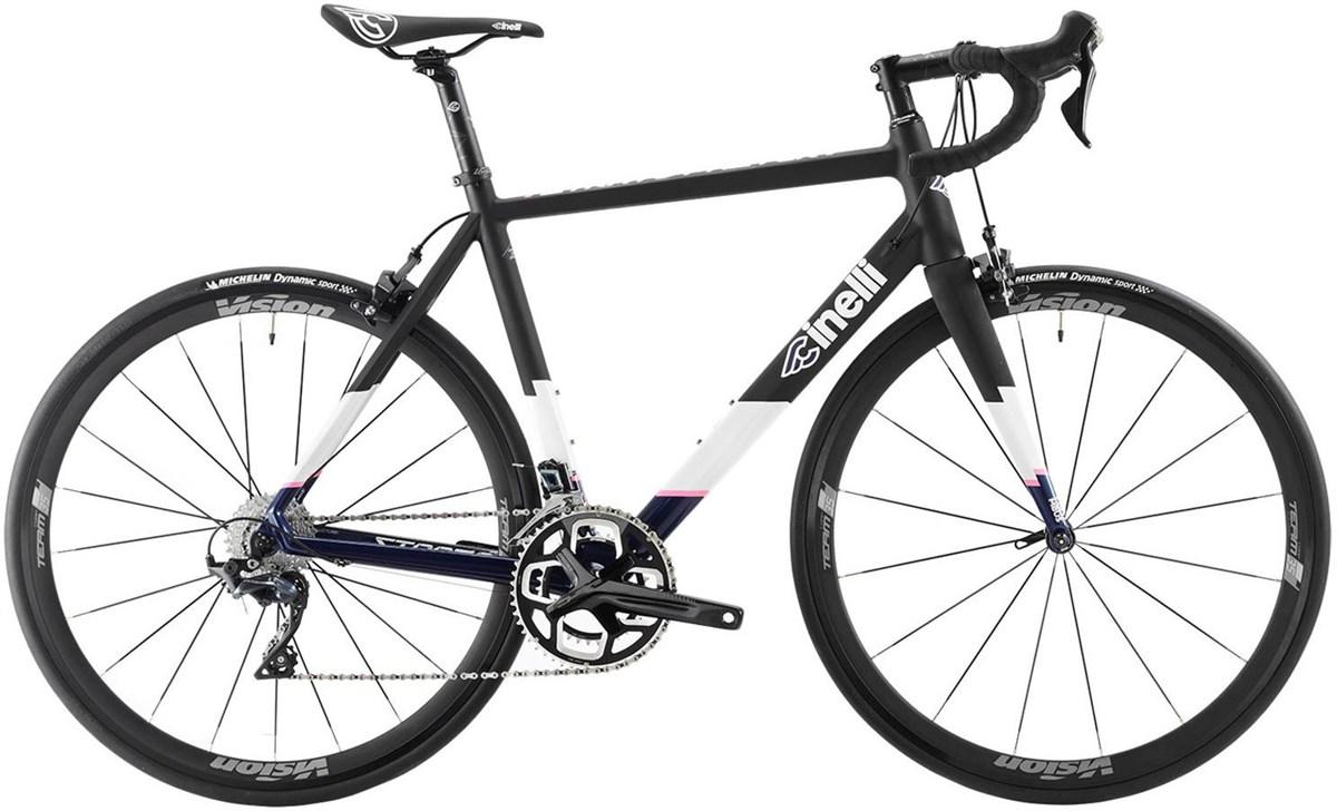 Cinelli Strato Faster Ultegra 700c 2018 - Road Bike | Racercykler