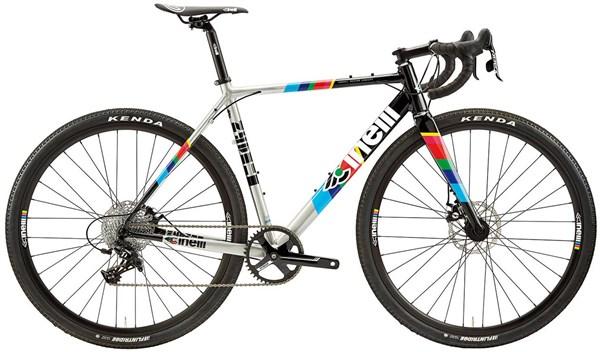 Cinelli Zydeco Apex 700c 2018 - Gravel Bike
