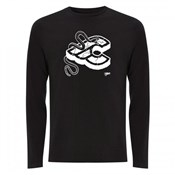 Cinelli Mike Giant Long Sleeved T-Shirt