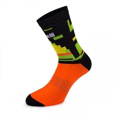Cinelli Italo '79 Camouflage Socks | Strømper