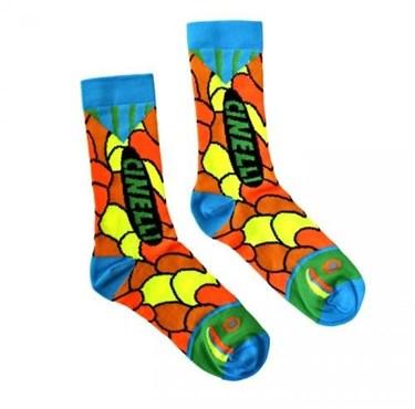 Cinelli Poseidon Socks